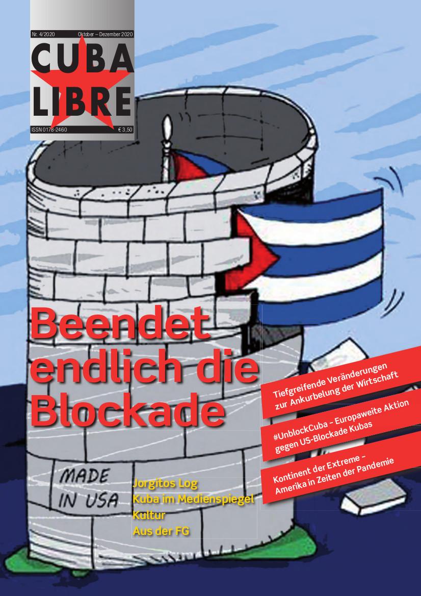 CUBA LIBRE, Zeitschrift der Freundschaftsgesellschaft BRD-Kuba