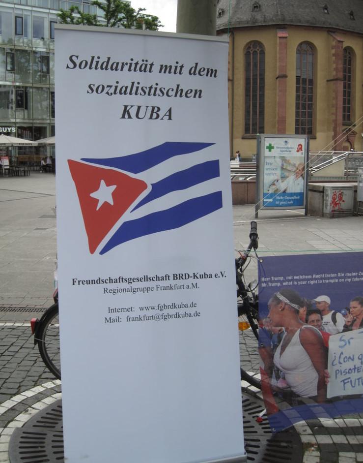Plakat, Zeil, Frankfurt a.M.