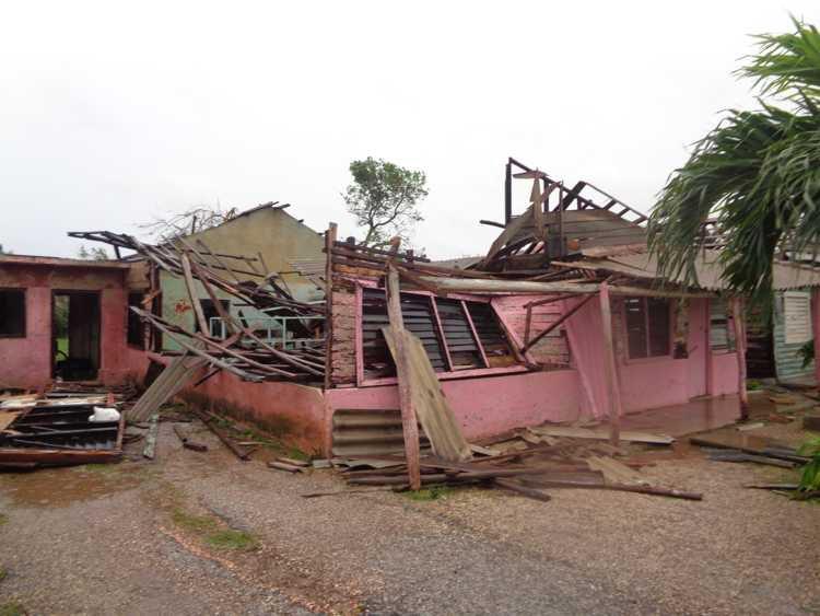 Hurrikan Irma in Cubita