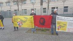 UnblockCuba-Aktion Berlin
