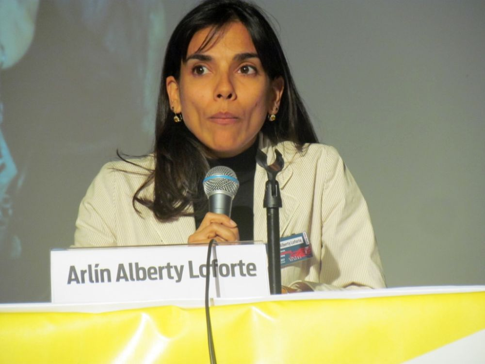 Arlin Alberty Loforte