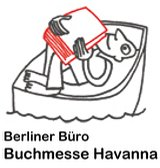 Berliner Büro Buchmesse Havanna