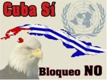 Cuba Sí - Bloqueo No