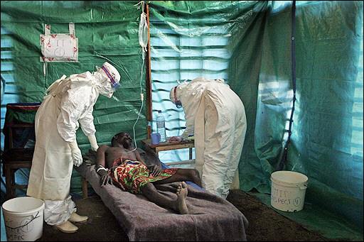 Helfer gegen Ebola nach Westafrika