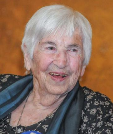 Esther Bejarano in Kuba