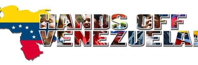 Hands off Venezela