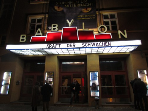 Kino Babylon, Berlin
