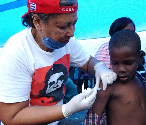 Kubas Sieg über Ebola