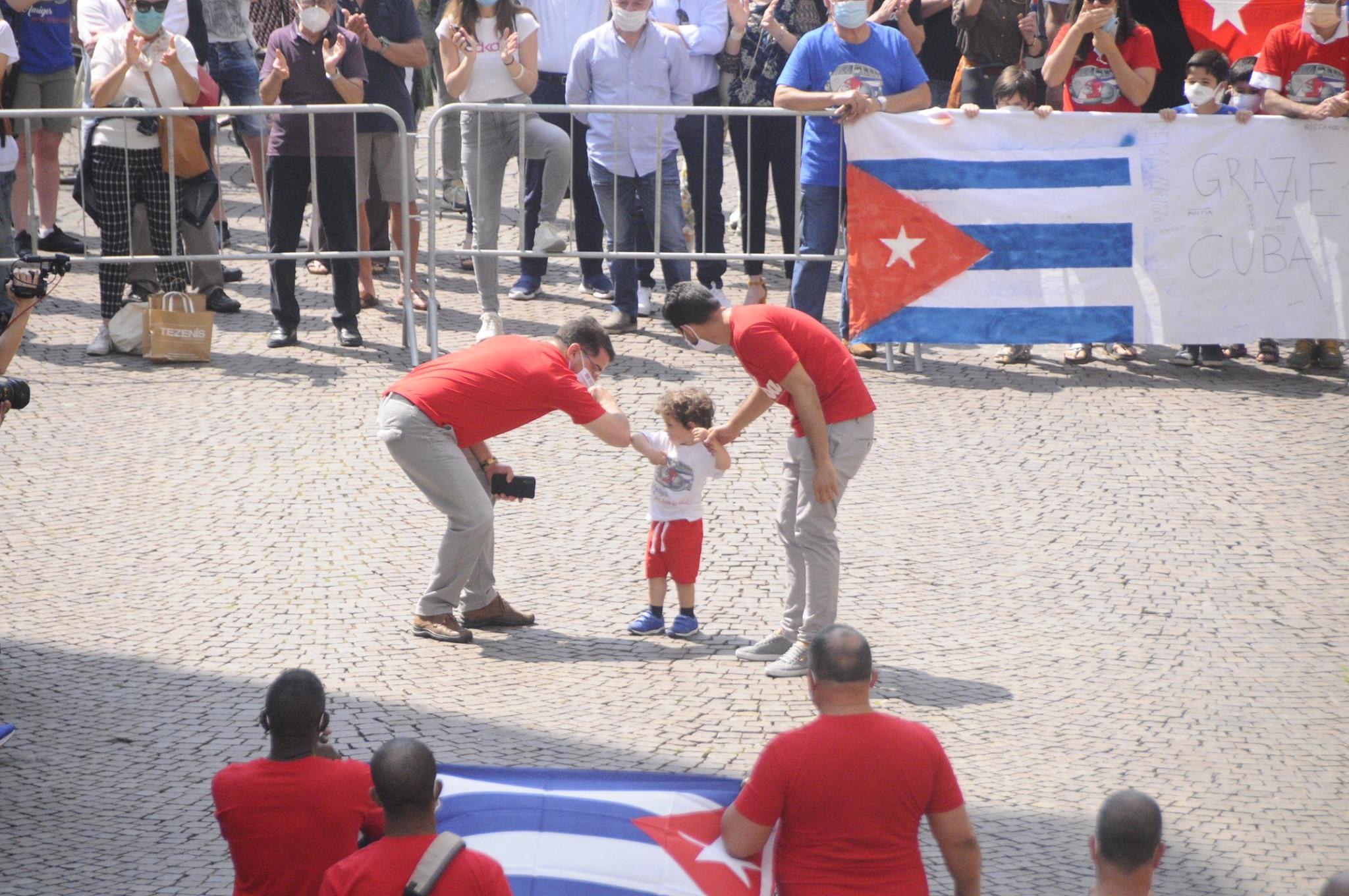 Der beste Freund der kubanischen Brigade
