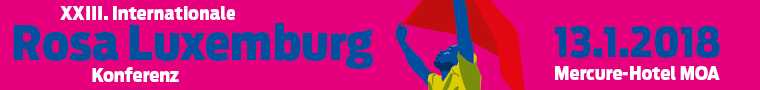 Rosa-Luxemburg-Konferenz 2017