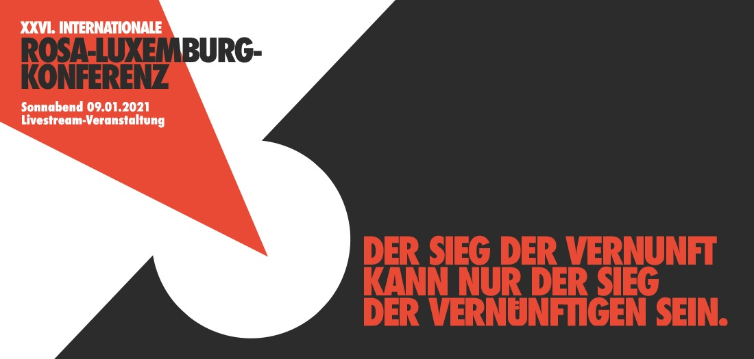 Rosa-Luxemburg-Konferenz 2020