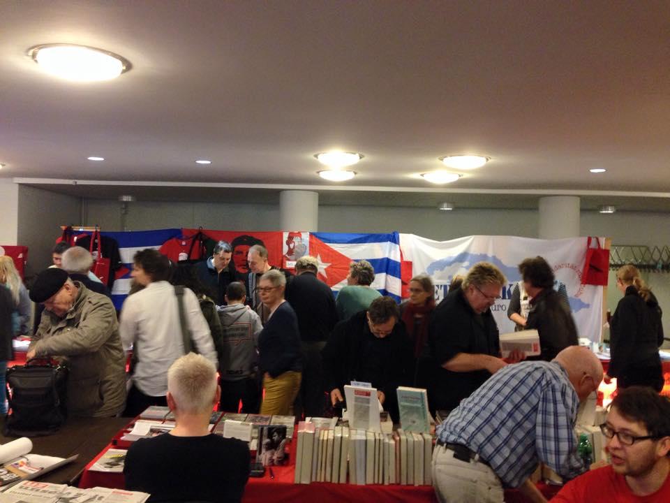 Kuba auf der Rosa-luxemburg-Konferenz 2015