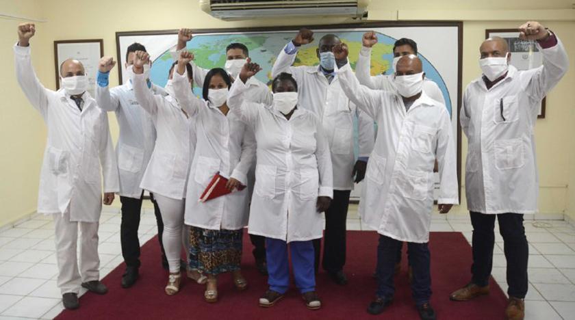 Kuba schickt Ärzte nach Togo