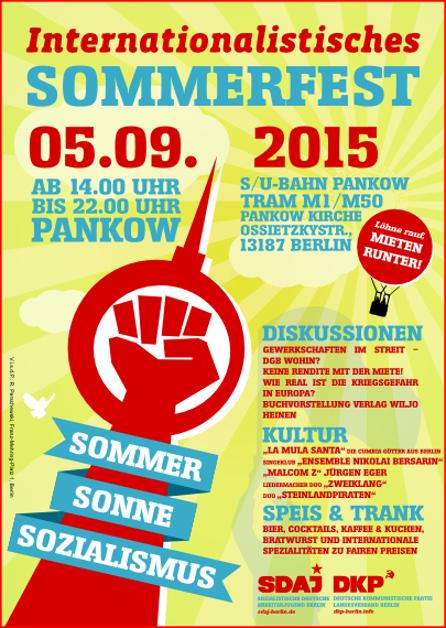 DKP-Sommerfest