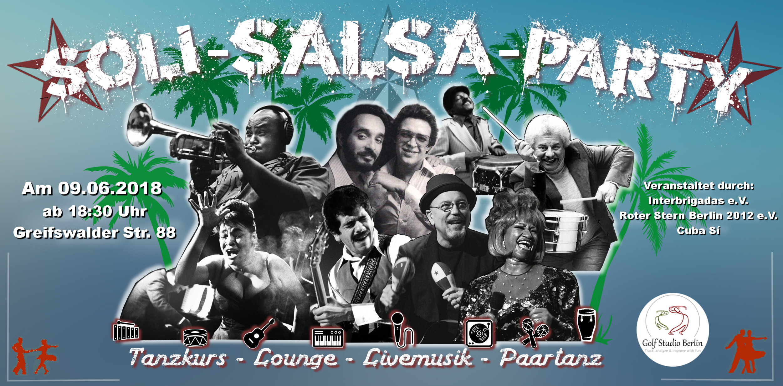 Soli-Salsa-Party