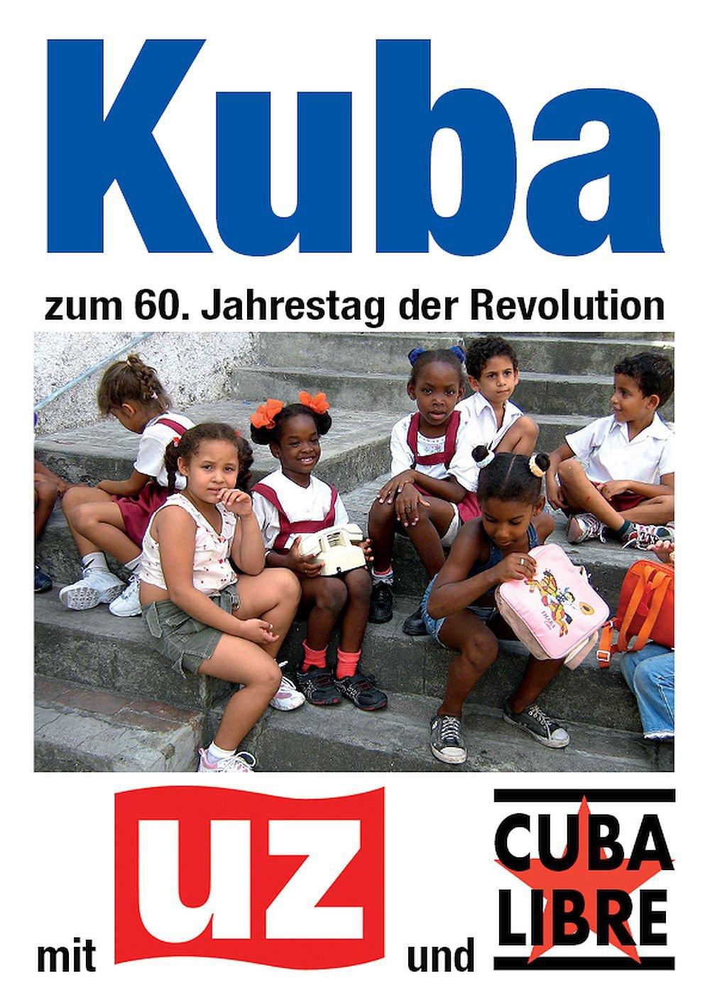 Kuba zum 60. Jahrestag der Revolution