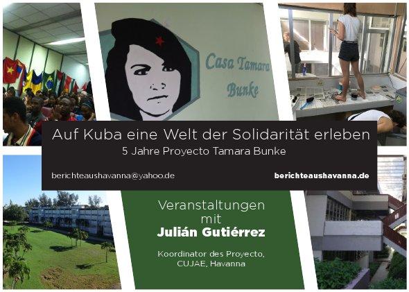 Auf Kuba eine Welt der Solidarität erleben