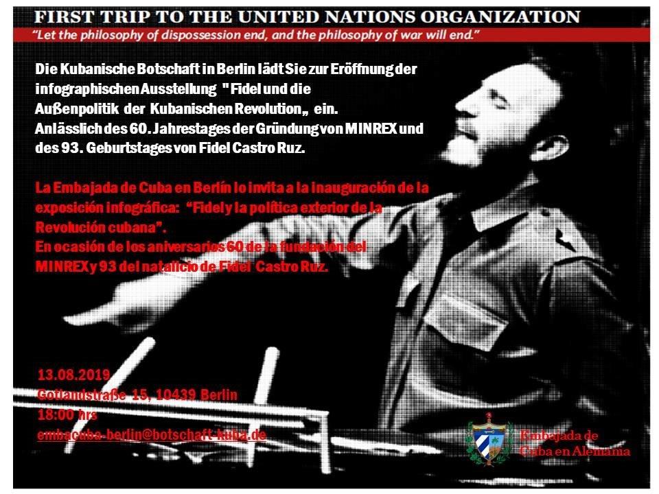 Fidel und die Außenpolitik der Kubanischen Revolution