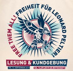 Kundgebung: Free them all
